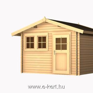 3x3,8 vagy 3x4 méteres kerti faház építés