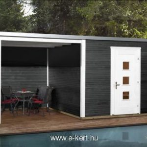 Prémium kerti pihenő faház 45mm