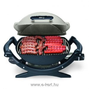 Weber Q140 elektromos grill