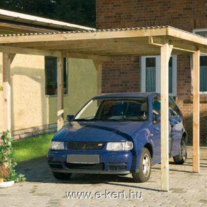 Nyitott garázs Kompakt L