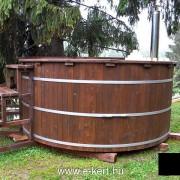 Dézsafürdő 250cm