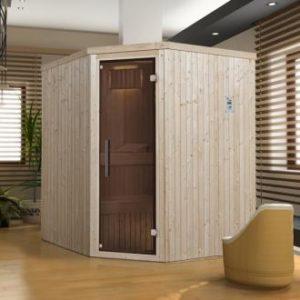 Finn szauna építés szaunaépítő panelek segtségével