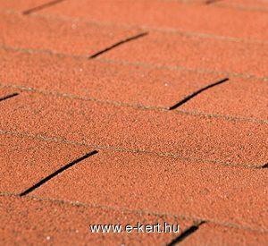 Tetőfedő bitumenes zsindely