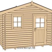 107-es faházunk szerkezeti rajza