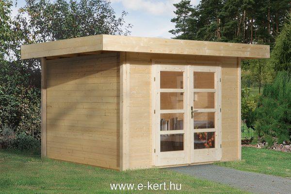Faház designhaus 126type 380x300cm -