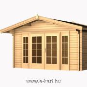 Kerti faház 137-es típus