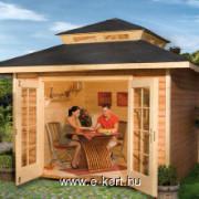 177-es faházunk tetőkiemeléssel építve