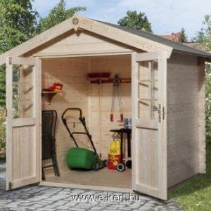 Faház szerszámtároló minőségi Weka kerti ház