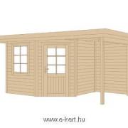 Weka faházunk szerkezeti rajza