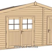 Faházunk szerkezeti rajza Weka 261