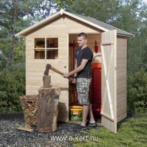Olcsó szerszámtároló faház