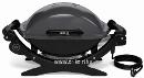 Weber Q1400 Titanium grill állvánnyal