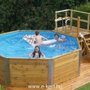 Gerendavázas medence