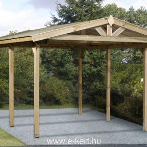 Weka garázs építés gyorsan költséghatékonyan