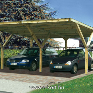 Weka carport duo Y