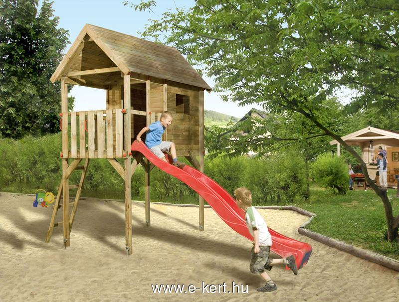 Gyerek Játszótér építés