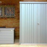 Gerateschrank szerszámtároló 150-es tároló szekrény