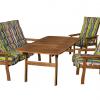Relax pados kerti bútor 656-os párnákkal