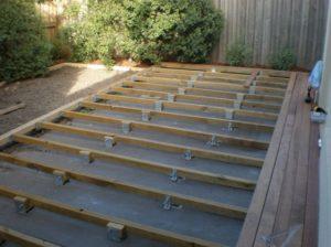 Kültéri padló burkolat; fa terasz építés -