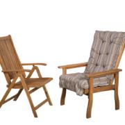 Hintaágy és fotel párna D002-es