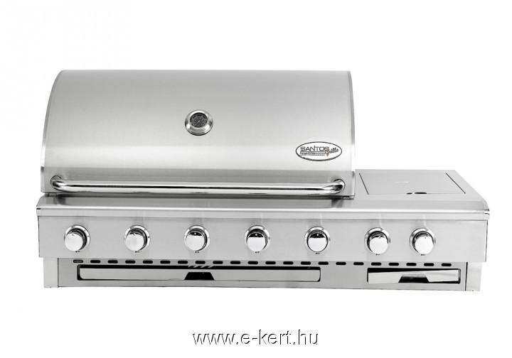 beépíthető grill