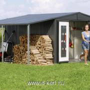 Biohort prémium kerti tárolók építése