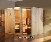 Finn szauna kabinunk elemes szerkezet