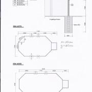 Korfu medence alapozási rajza 594.4070..