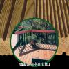 Kültéri fa padló Telifa