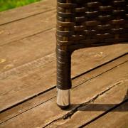 Rattan bútor kialakítása makro