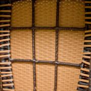 Rattan fotel vázszerkezete Gustoso fotel