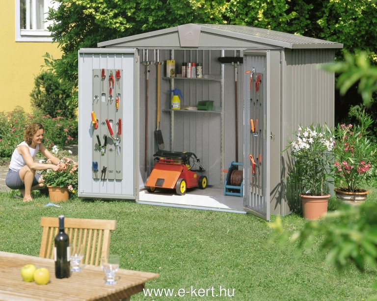 Szerszámtároló Biohort kerti ház