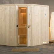 508.2018Finn szaunakabin fa ajtóval