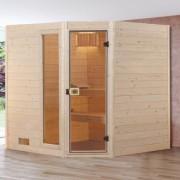 Oslo 5 finn szauna építés külső vagy belsővezérlésű szaunakyályhával
