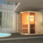 Weka szauna építés házilag könnyedén