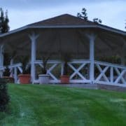Pavilon építés többféle méretben