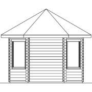 Pavilon szerkezete