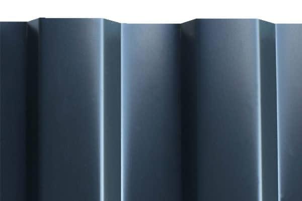 Garázs tető alumínium trapézlemez