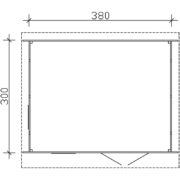 Faház alapozási mérete Breda 603