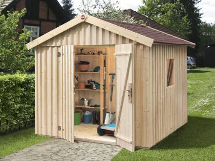 Szerszámtároló Svéd faház