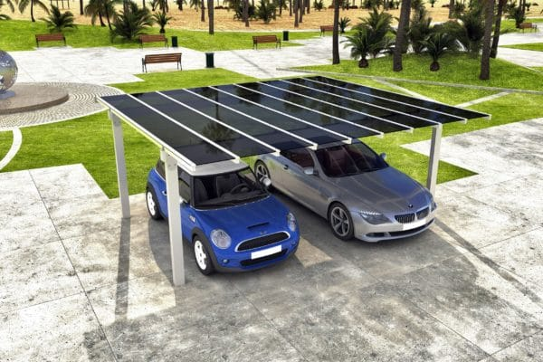 Smart garázs dupla kivitel tfsm5055
