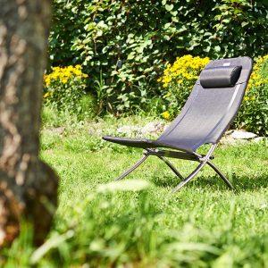 Dönthető fémvázas pihenőszék Acamp