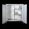 Biohort Romeo terasz szekrény belső polcok