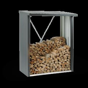 Biohort fatároló tűzifa tároló