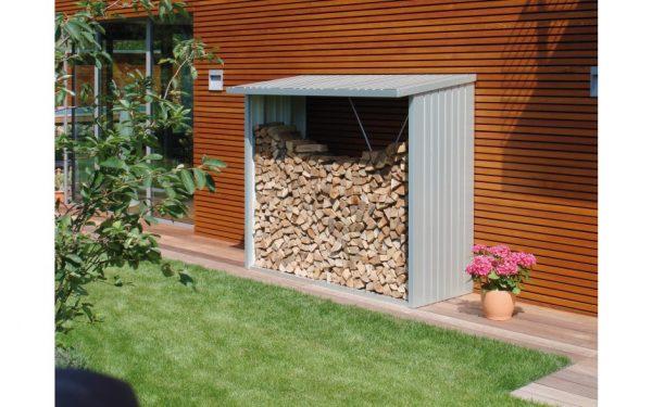 Biohort fatároló tűzifa tároló WoodStock