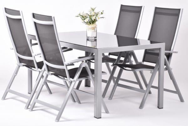 Összecsukható fém kerti szék Avalis