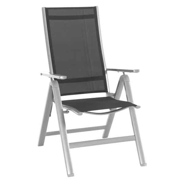 Evan fém kerti szék